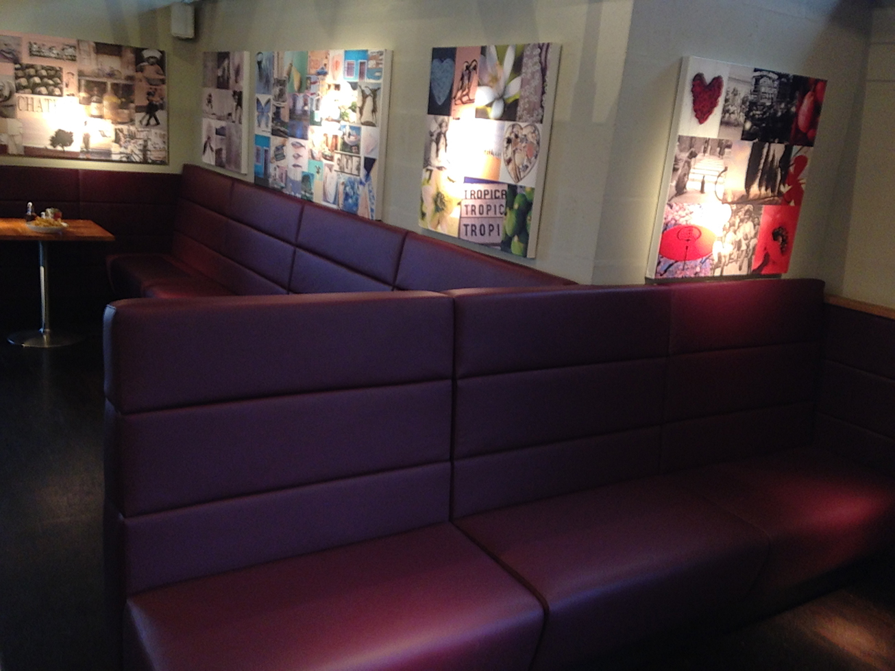 Bench Banquette Fixed Bars Clubs Restaurants - Coventry